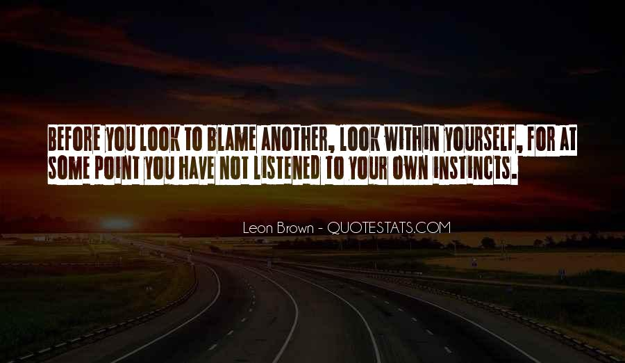 Look Within Quotes #327263