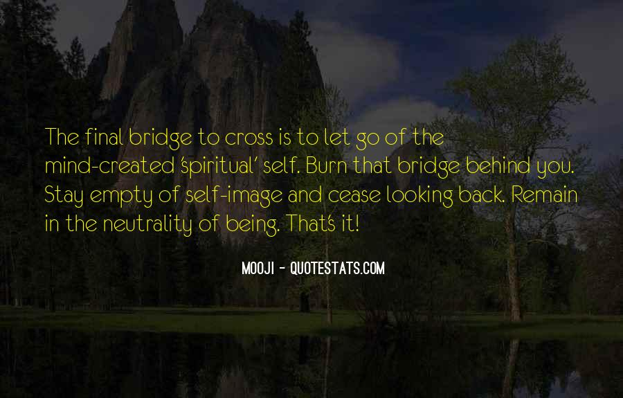 Looking Behind Quotes #359464