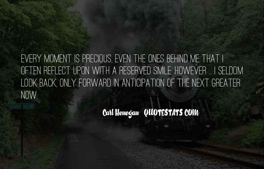 Looking Behind Quotes #384465