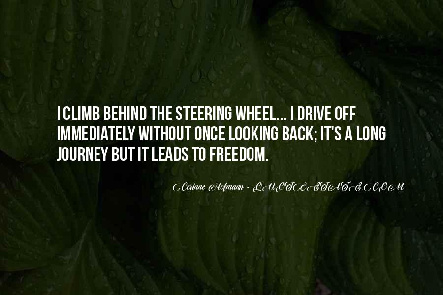 Looking Behind Quotes #48025
