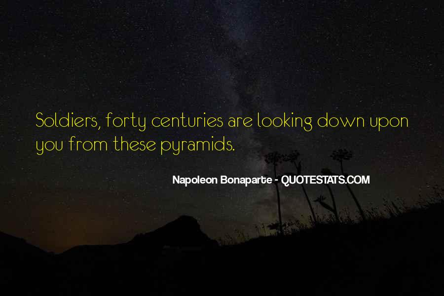 Looking Down Upon Quotes #606077