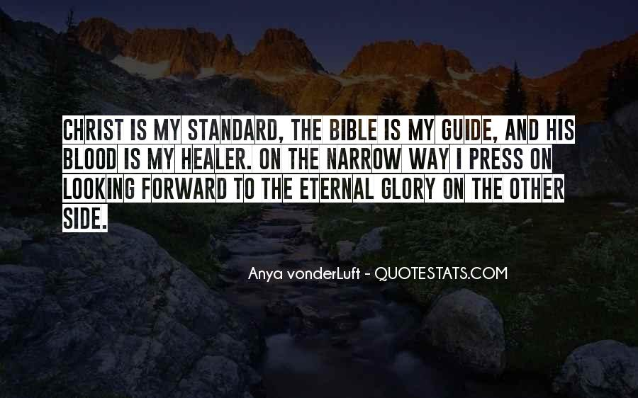 Looking Forward Bible Quotes #1846438