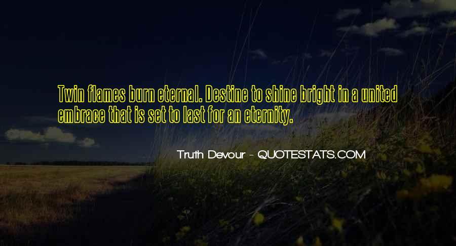 Quotes About Destine #271768