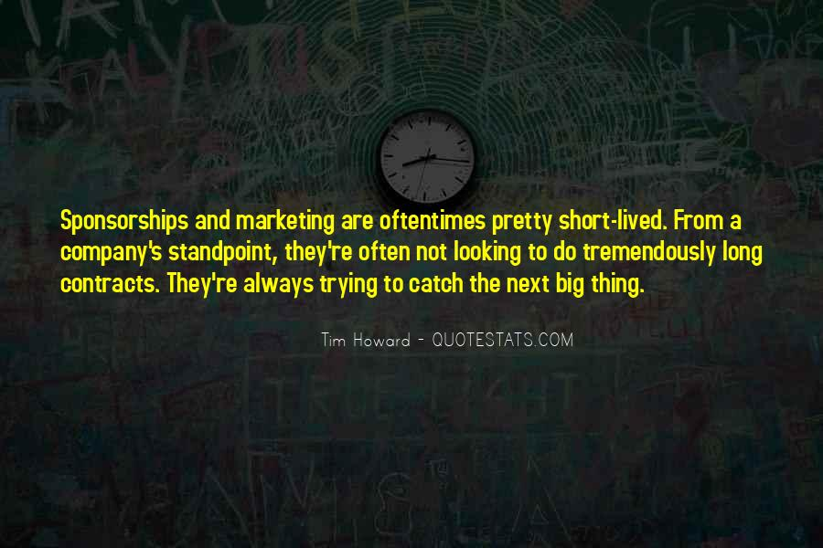 Looking Short Quotes #272185