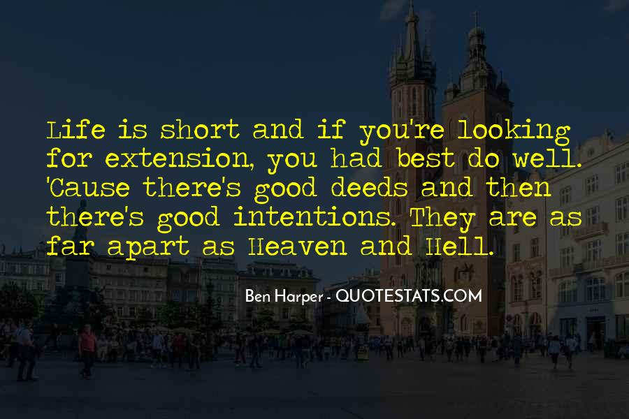 Looking Short Quotes #640257