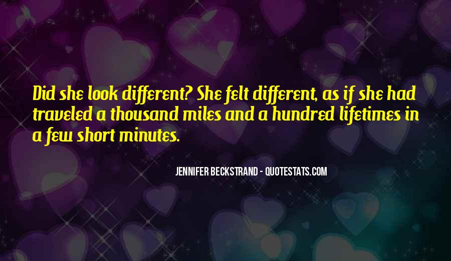 Looking Short Quotes #94807