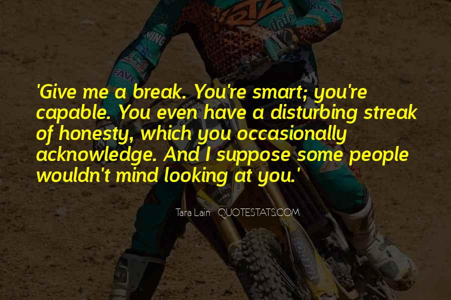 Looking So Smart Quotes #1075162