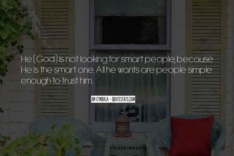 Looking So Smart Quotes #1283857