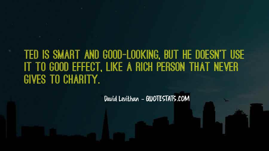 Looking So Smart Quotes #1294672