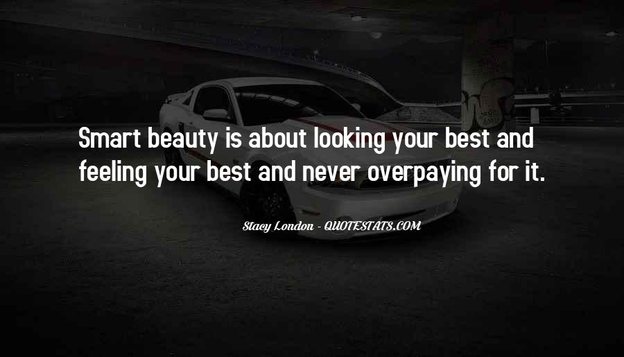 Looking So Smart Quotes #245153