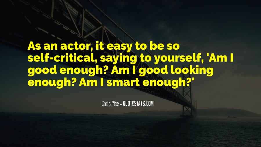 Looking So Smart Quotes #487102