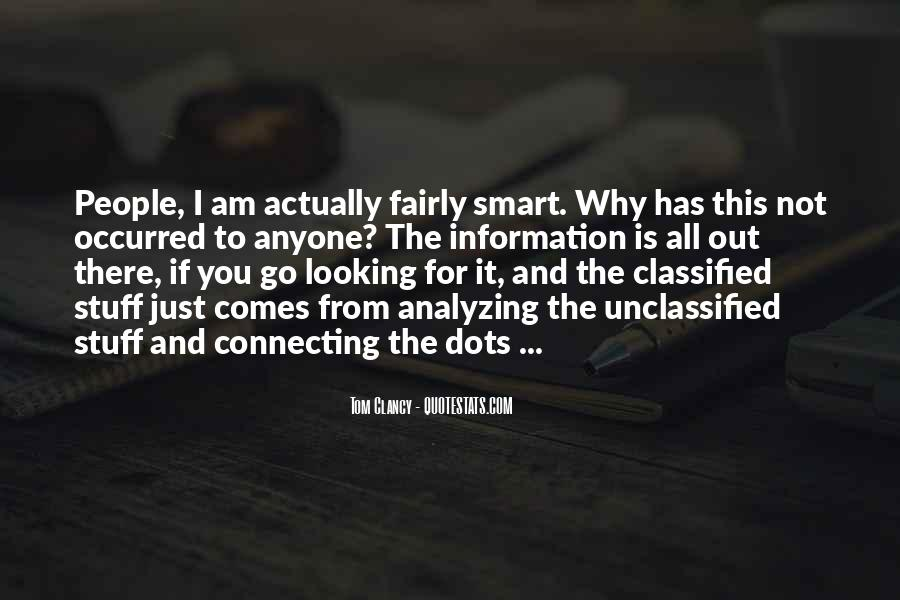 Looking So Smart Quotes #629855