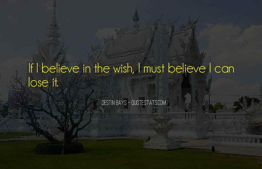 Quotes About Destin #1473071