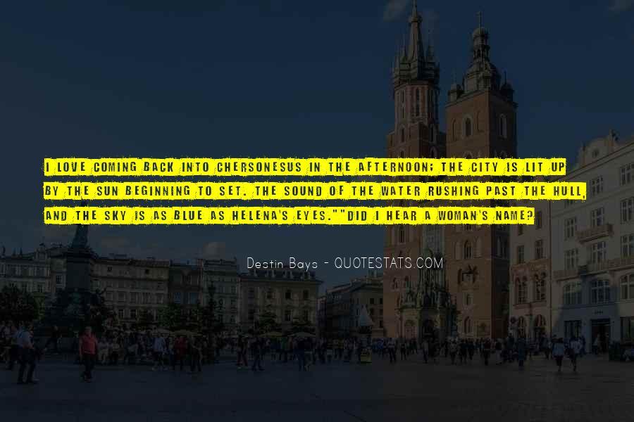 Quotes About Destin #655019