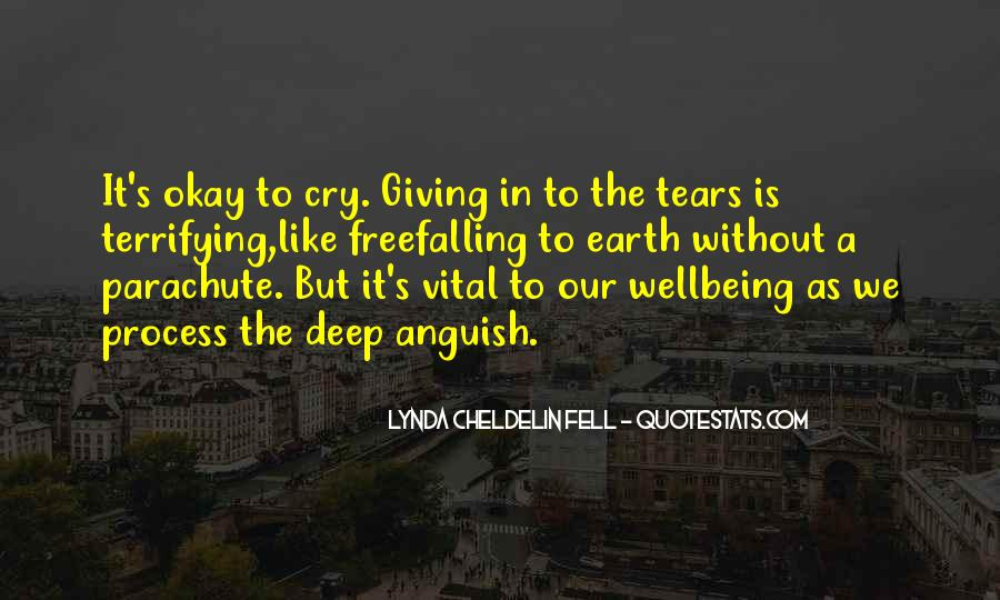 Quotes About Tears And Grief #1217586