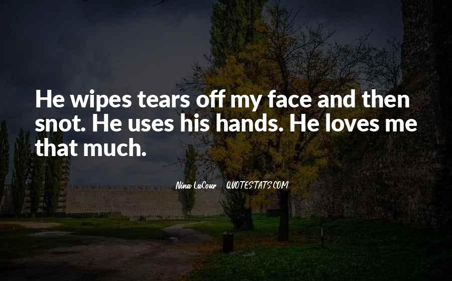 Quotes About Tears And Grief #1676485