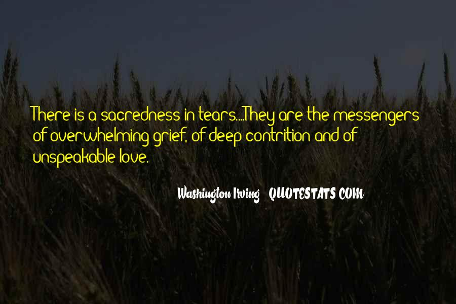 Quotes About Tears And Grief #1745002