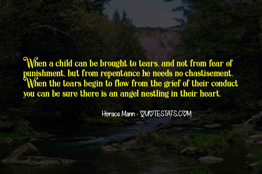 Quotes About Tears And Grief #1773670