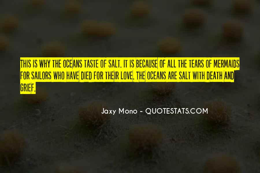 Quotes About Tears And Grief #226240