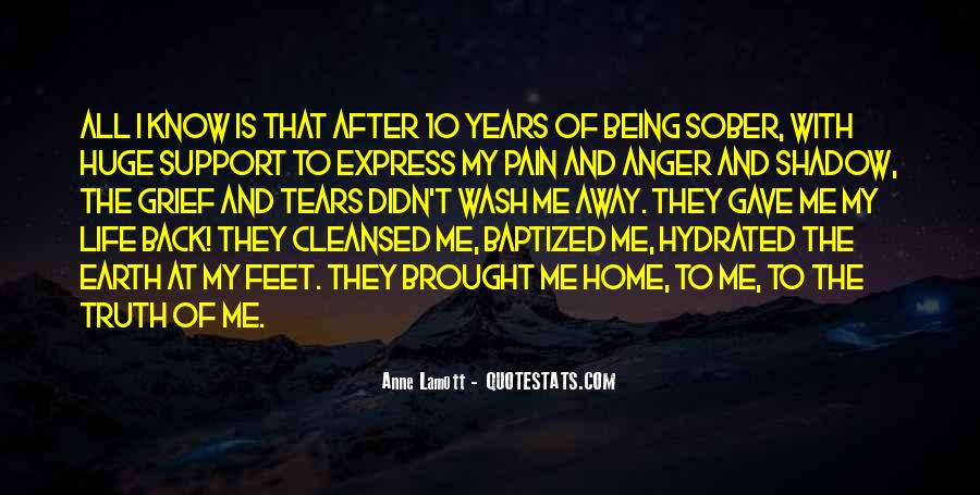 Quotes About Tears And Grief #658882