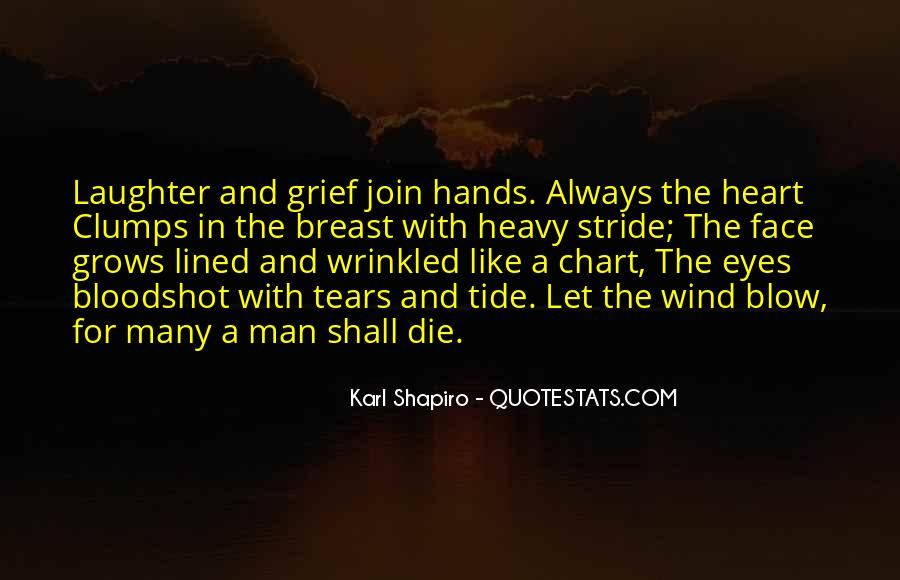 Quotes About Tears And Grief #681310