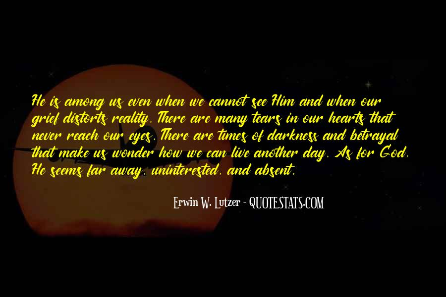 Quotes About Tears And Grief #717566