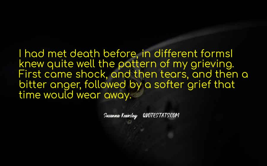 Quotes About Tears And Grief #821450