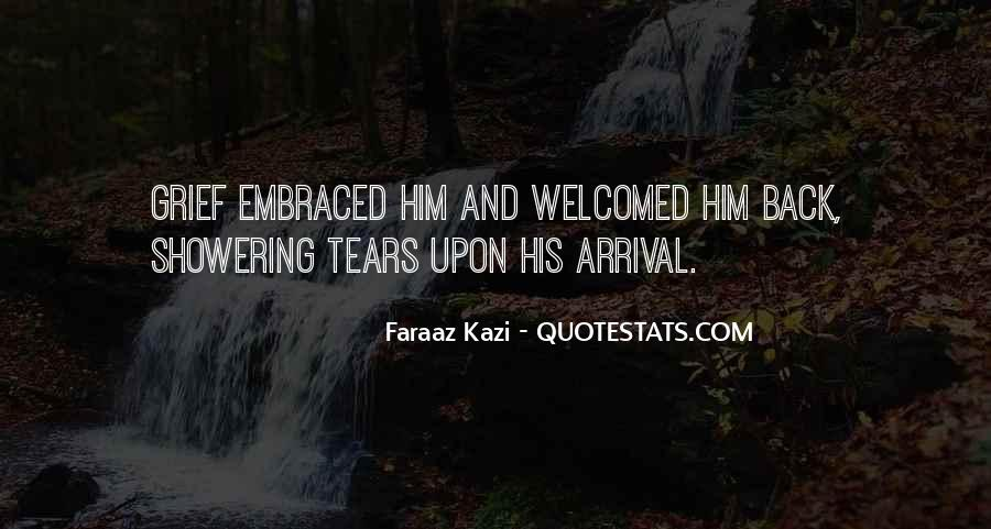 Quotes About Tears And Grief #859191