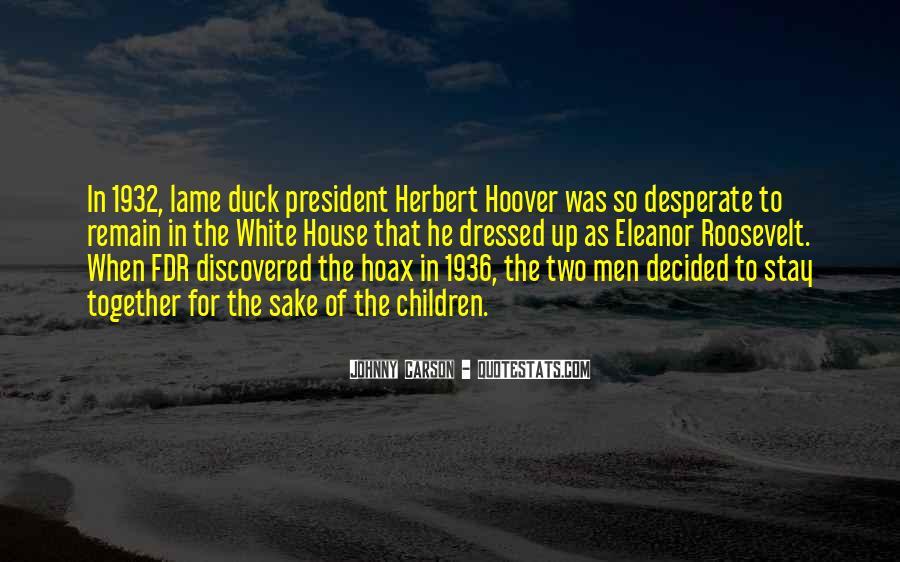 Quotes About Desperate Men #1610969