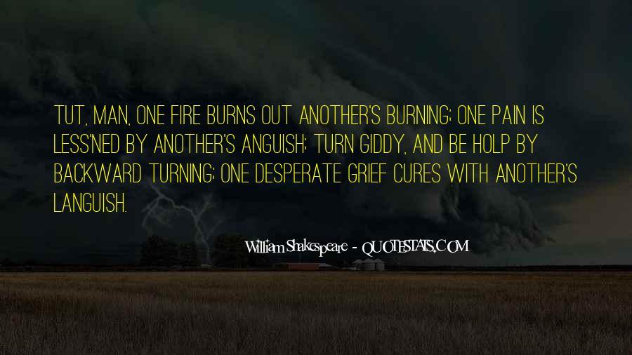 Quotes About Desperate Men #705827