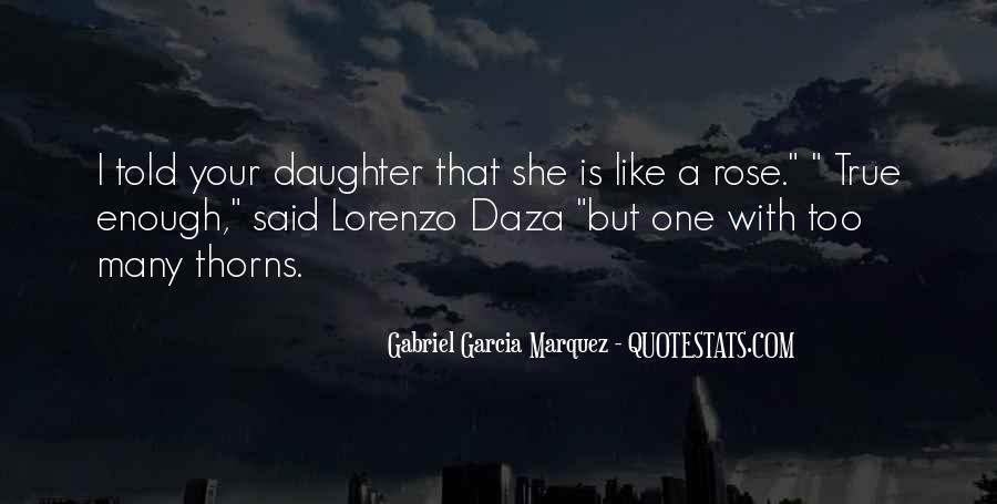 Lorenzo Daza Quotes #1307616