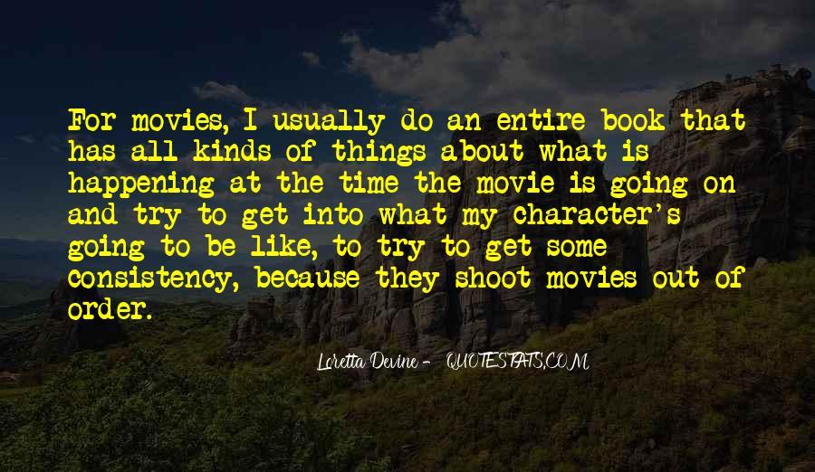 Loretta Devine Movie Quotes #1754822