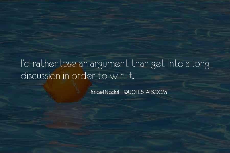 Lose Quotes #10165