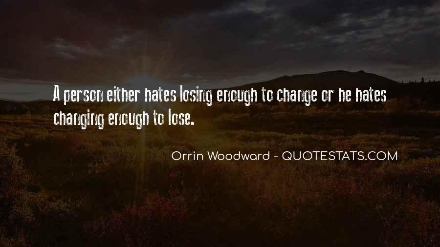 Lose Quotes #11255