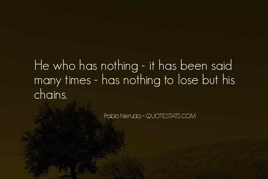 Lose Quotes #127