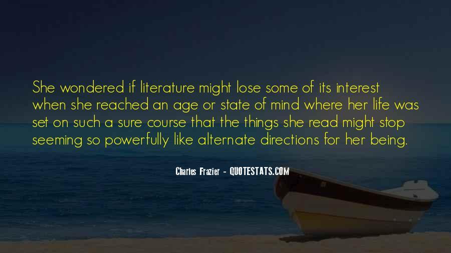 Lose Quotes #1568