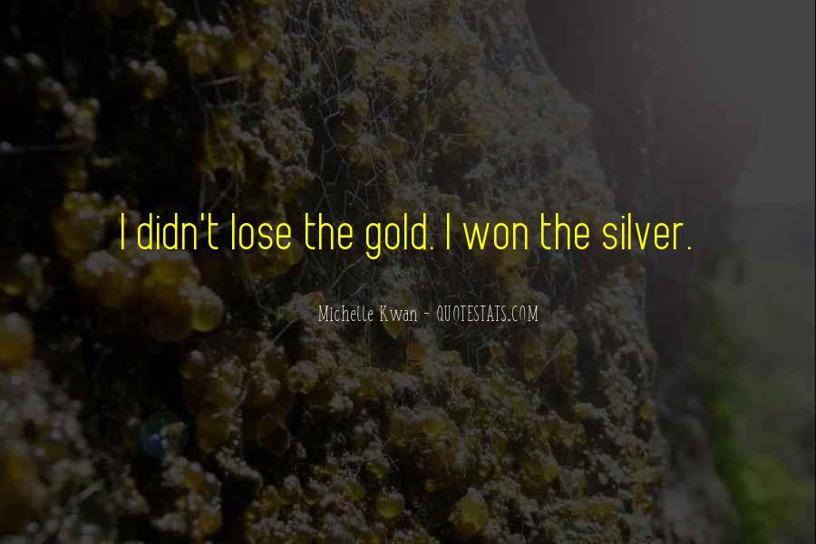 Lose Quotes #15988