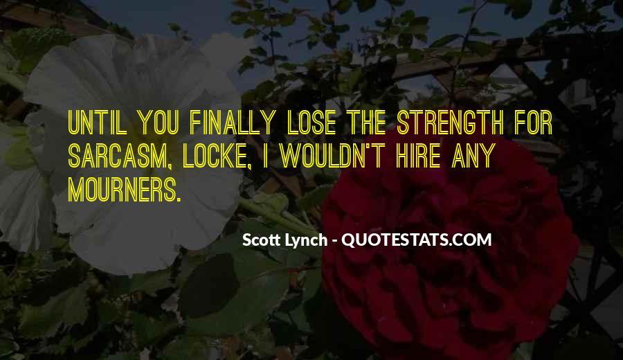 Lose Quotes #17300