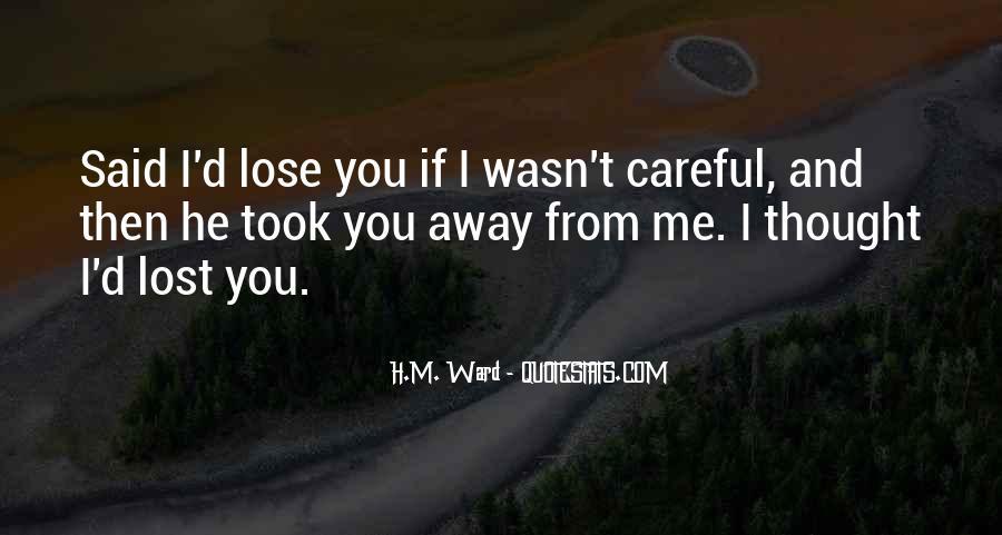 Lose Quotes #17417