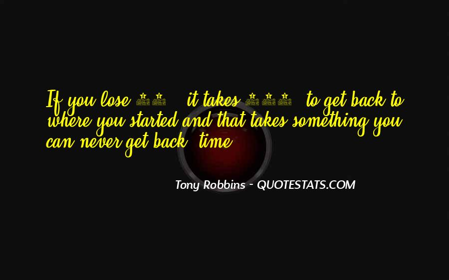 Lose Quotes #20732