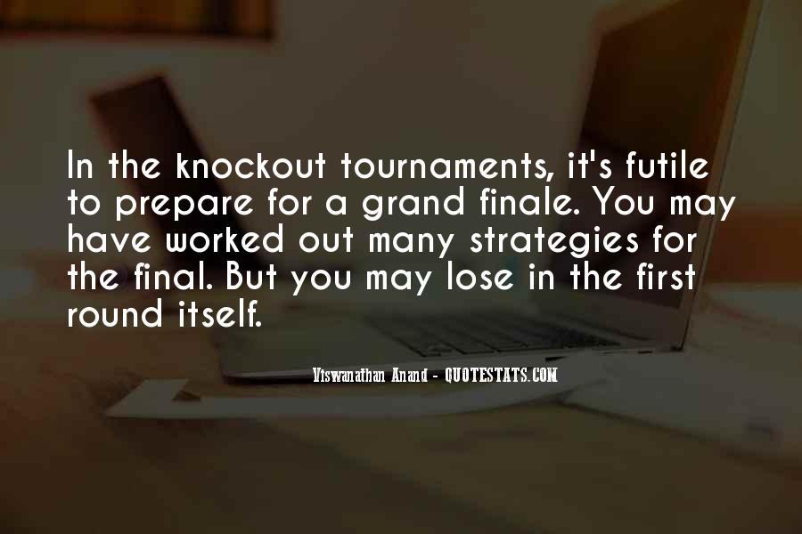 Lose Quotes #3725
