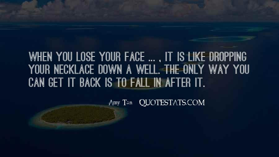 Lose You Quotes #13622