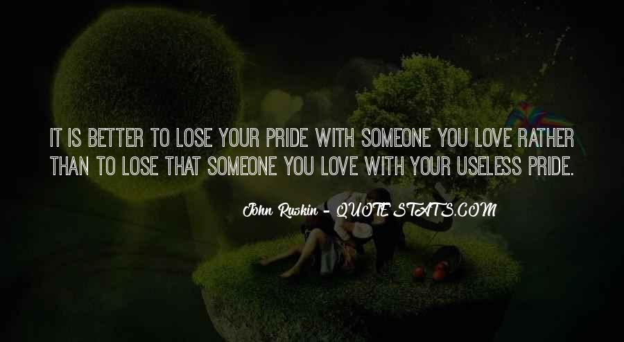Lose You Quotes #19294
