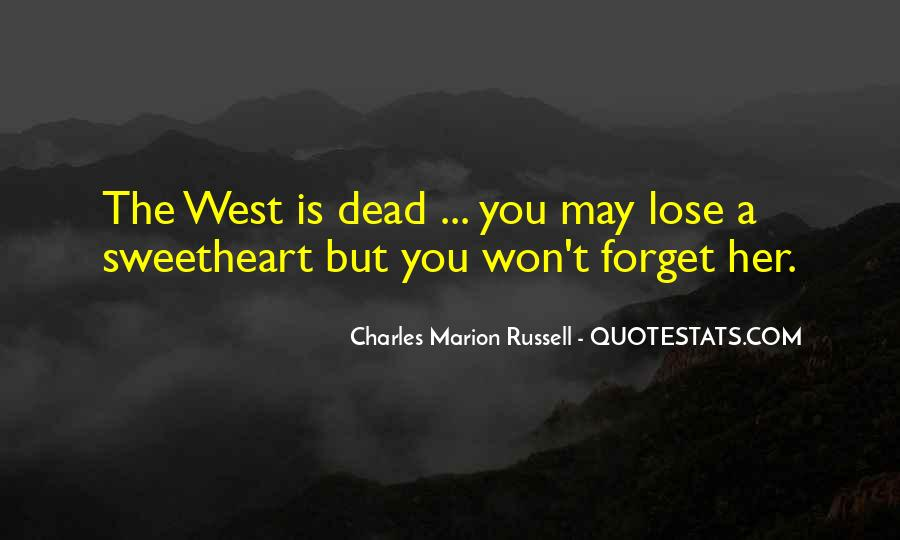 Lose You Quotes #24907