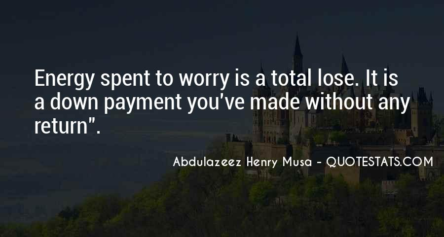 Lose You Quotes #30680