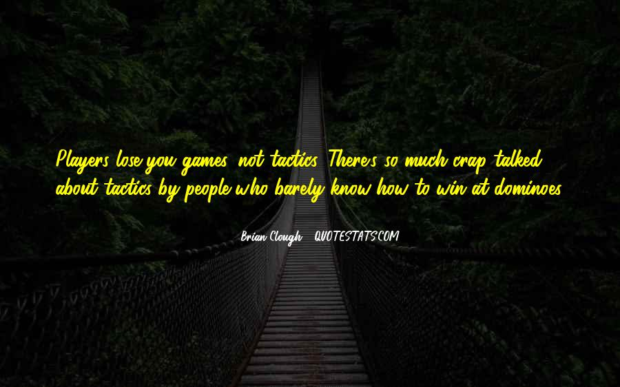 Lose You Quotes #37611