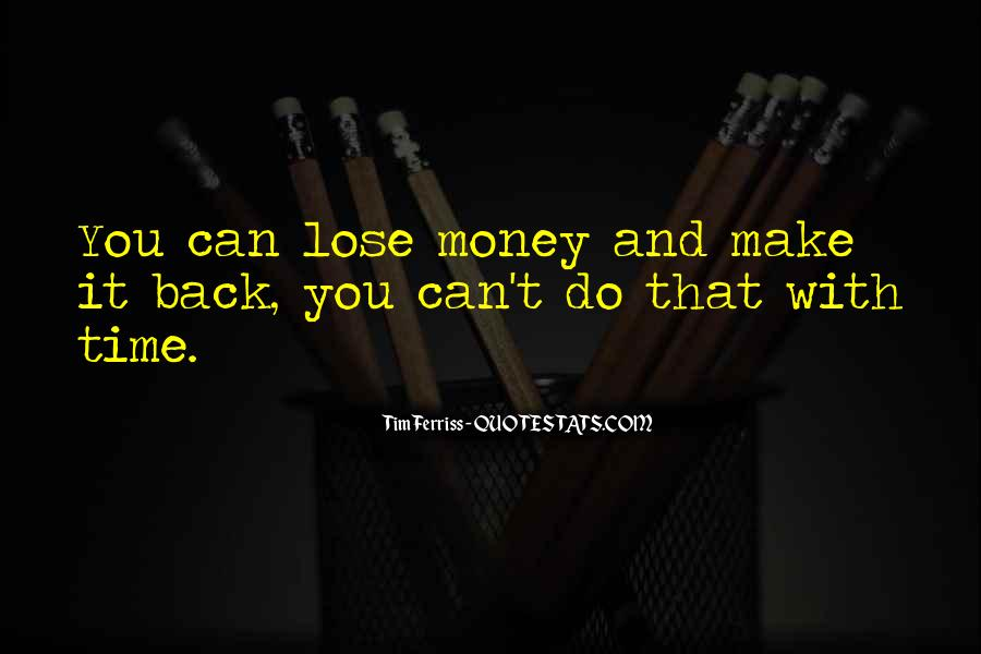Lose You Quotes #42113