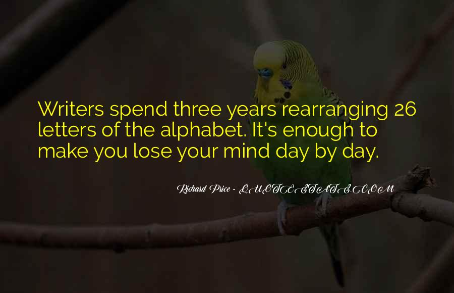 Lose You Quotes #5717