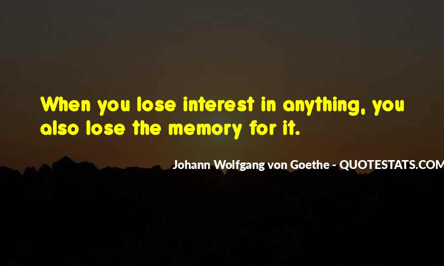 Lose You Quotes #829