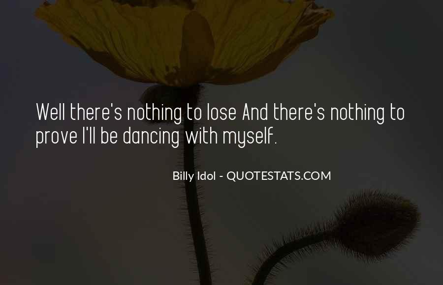 Lose Yourself To Dance Quotes #1503096